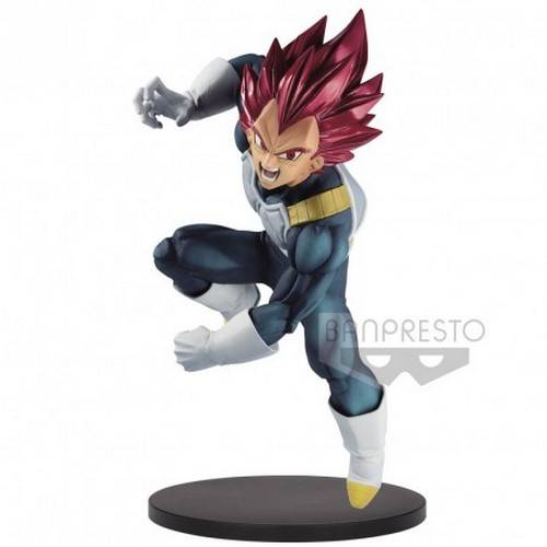 Figura Banpresto SS God Vegeta Dragon Ball (20 cm) Figuras de Dragon Ball Merchandising de Dragon Ball Productos premium