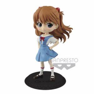 Figura Q Posket Asuka Langley Evangelion (14 cm) Evangelion Productos premium