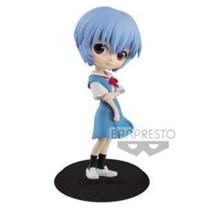 Figura Q Posket Rei Ayanami Evangelion (14 cm) Evangelion Productos premium