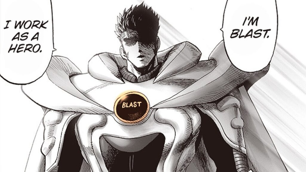 blast teorias one punch man
