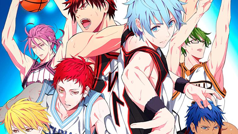 peliculas de kuroko no basket orden