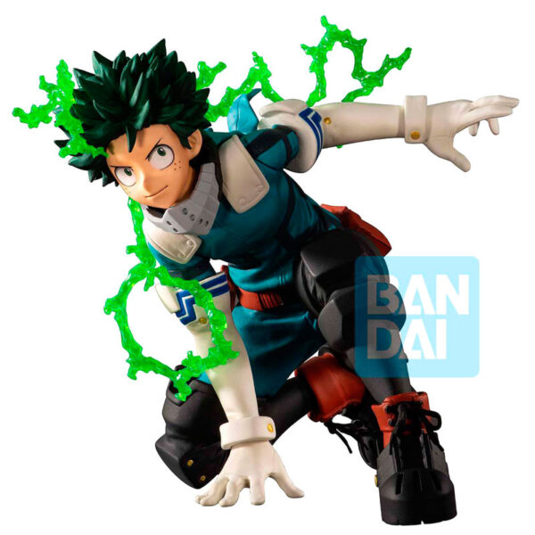 Figura Izuku Midoriya Next Generations feat Smash Rising My Hero Academia 10 cm
