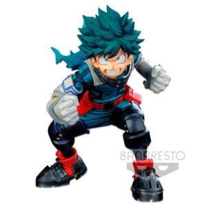 Figura Izuku Midoriya Super Master Stars My Hero Academia 17 cm