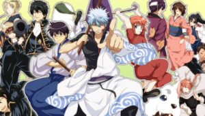 sagas gintama anime