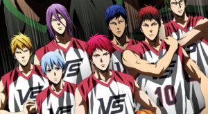 test de personalidad kuroko no basket