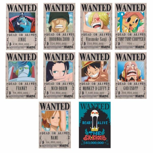 recompensas one piece despues de wano