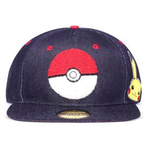 Gorra de Pikachu de Pokemon