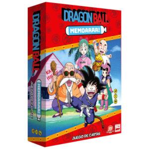 Juego Memoarrr! de Dragon Ball