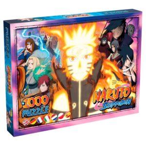 Puzzle de Naruto Shippuden (1000pzs)